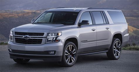 2019 Chevy Suburban Rst Hiconsumption