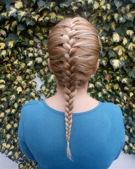 sexiest french braid hairstyles   easy