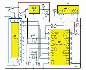 Microcontroller Projects  Fridge Temperature And Humidity