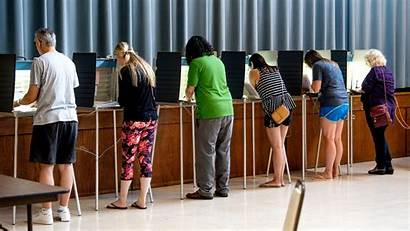 Michigan Election Vote Lansing Ballot Voting Primary