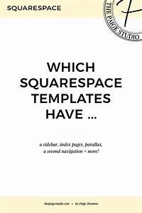 squarespace template comparison images template design ideas With squarespace templates with sidebar