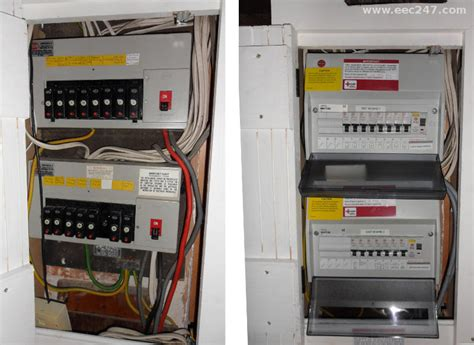 Electrical Fuse Box Regulation by Eec247 Consumer Units And Fuseboxes Installed To The