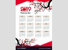 Chinese Calendar Year 2019 swifteus