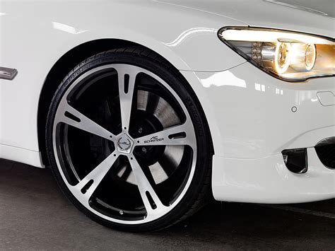 New 22-inch Alloy Rims From Ac Schnitzer
