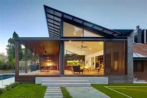 Modern, Shed, Roof, Design