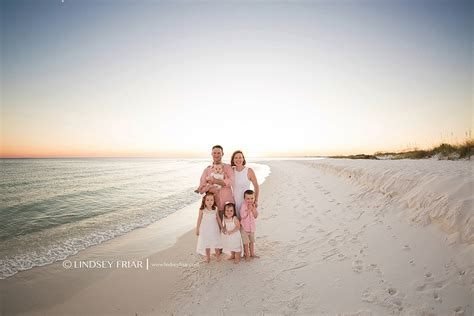 hurt family pensacola beach fl family photographer