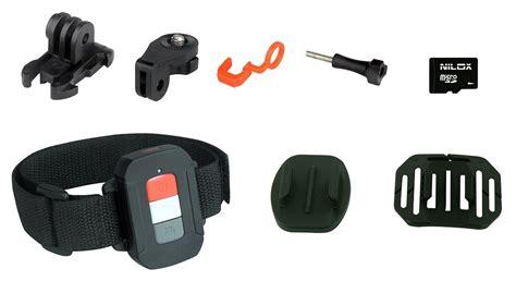 nilox presenta mini   mini  wifi action cam full hd sport gadgets