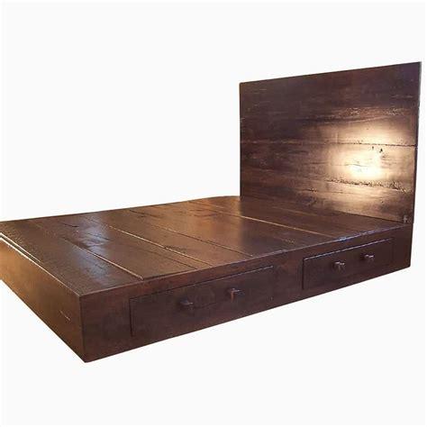 platform beds solid wood platform bed frame design selections homesfeed