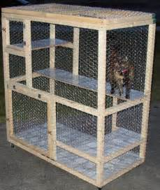 cat condo cage how to build a cat cage