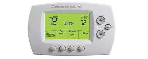 Mitsubishi Wireless Thermostat by Mitsubishi Delux Wireless Thermostat W Wireless Receiver