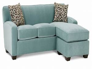 Small sectional sleeper sofa sleeper sectional sofa for for Mini sectional sleeper sofa