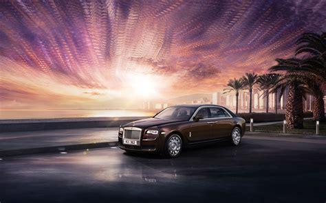2015 Rolls Royce Ghost Series Ii Wallpaper