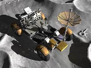 Apollo Lunar Rover Moon Car 3D Model MAX OBJ 3DS FBX C4D ...