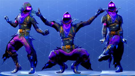 fortnite raven performs  dances  season   dance