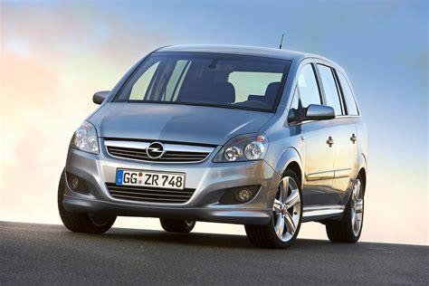 Opel Zafira by Opel Zafira 1 7 Cdti Ecoflex