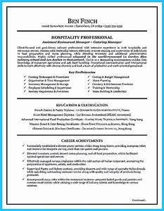 Customer Objectives Examples Excellent Culinary Resume Samples To Help You Approved
