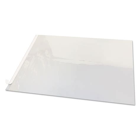 clear desk pad artistic office products aopss2036 artistic second sight