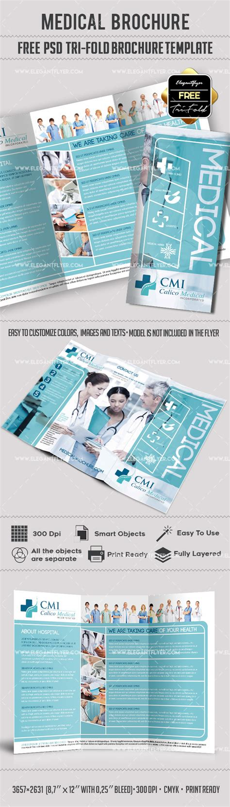 healthcare brochure templates free download 96 medical tri fold brochure templates for free medical