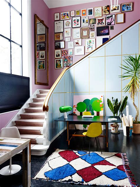 Designer Details Colorful Home a colorful house tour with inspirational details