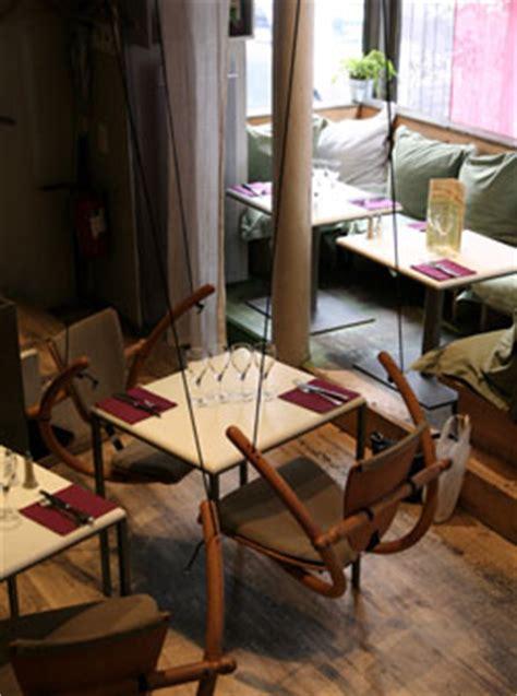 restaurant sur  arbre perche bonne adresses paris www