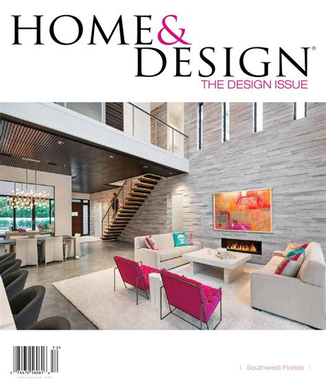 Home & Design Magazine  Design Issue 2015  Southwest