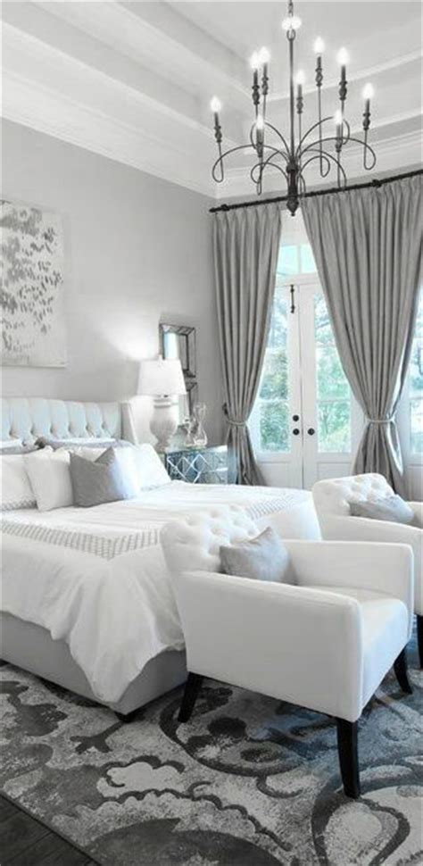 gray and white bedroom 22 beautiful bedroom color schemes decoholic