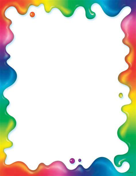 rainbow border cliparts   clip art  clip art  clipart library