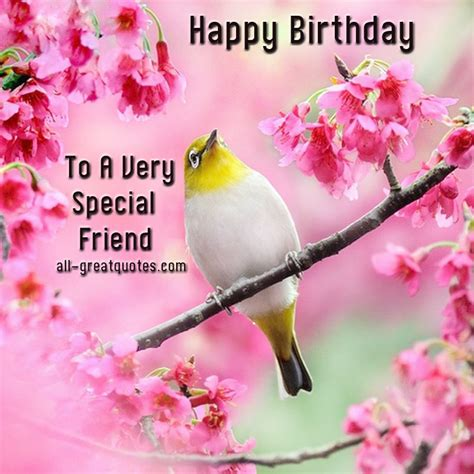 happy birthday   special friend pictures