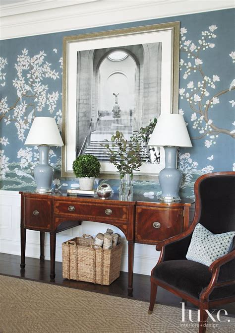 vintage dining room wallpaper video