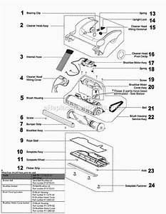 Dyson Dc17 Parts List And Diagram   Ereplacementparts Com
