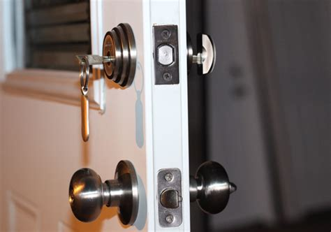 door security locks how to secure the front door in your rental house