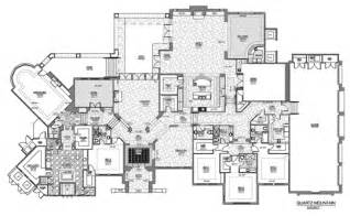 luxury home floorplans quartz mountain residence by phillips luxury homes