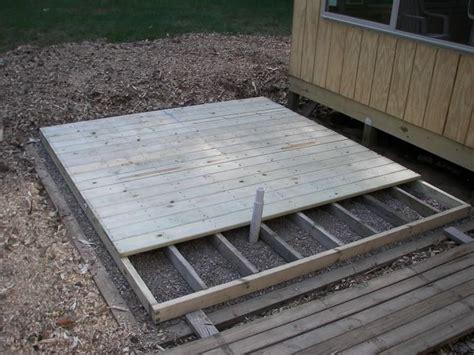 10x10 floating deck plans idee de fondation a bon marcher pour spa spa