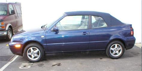 2002 Volkswagen Cabrio Used Car Pricing, Financing And