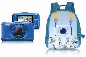 Sac À Dos Appareil Photo : appareil photo compact nikon coolpix s31 bleu sac a dos ~ Melissatoandfro.com Idées de Décoration