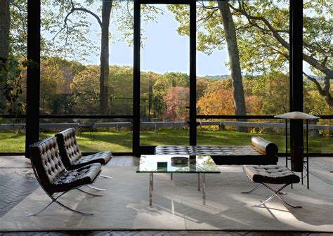philip johnson glass house hic arquitectura