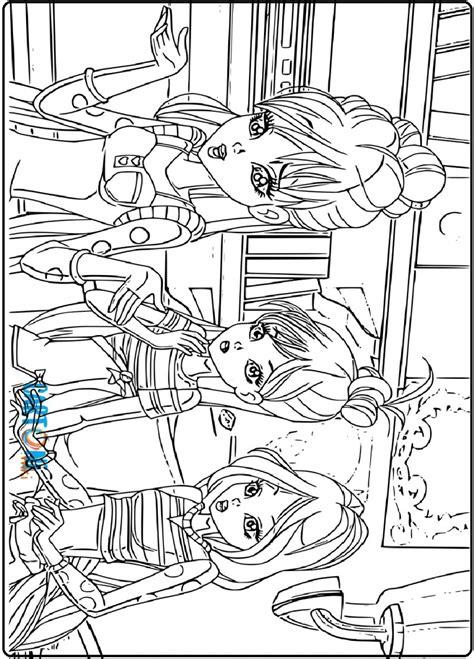 disegni da colorare winx stella disegni winx 8 da colorare cartoni animati