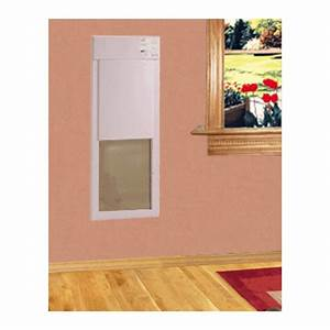 Big sale automatic pet door electronic dog doggie for Dog doors for sale