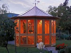 Gartenpavillon Holz Geschlossen : gartenpavillon aus holz f r jeden garten ~ Whattoseeinmadrid.com Haus und Dekorationen