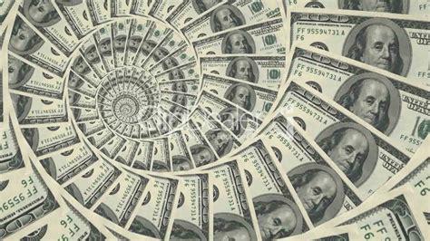 money animation dollars royalty  video  stock