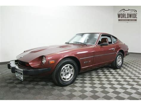 classic datsun 280z classic datsun 280z for sale on classiccars com 12 available