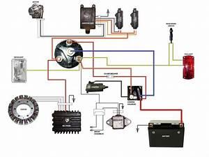 Bobber Wiring Diagram