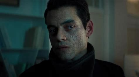 No Time To Die: Rami Malek personifies villain Safin in ...