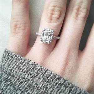 Engagement rings radiant cut engagement ring from shane for Wedding ring description