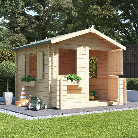 playhouse garden shed sheds direct buy garden buildings uk