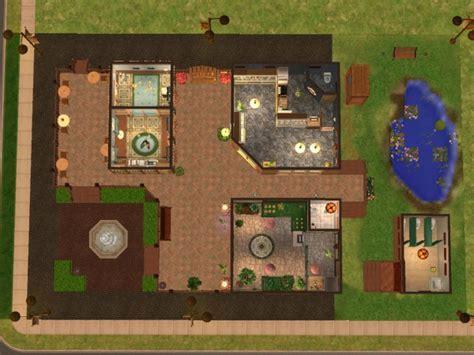 Mod The Sims   BeigeCampagne   Mini Market (Restaurant