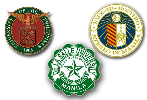 up ateneo la salle in world rankings for subjects philstar