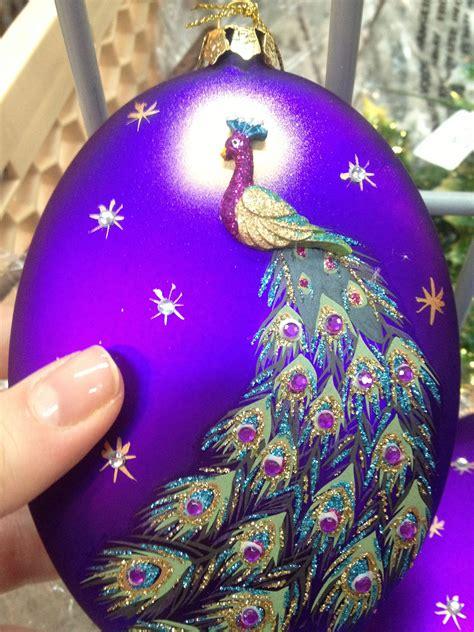 christmas  peacock ornament  stats pasadena ca