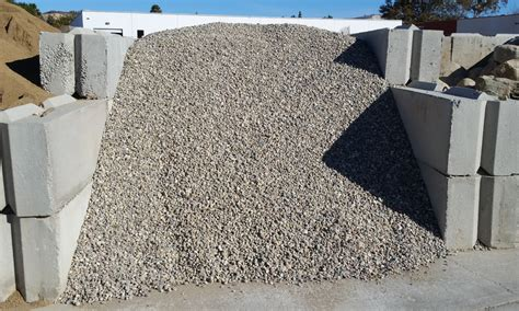 sand gravel