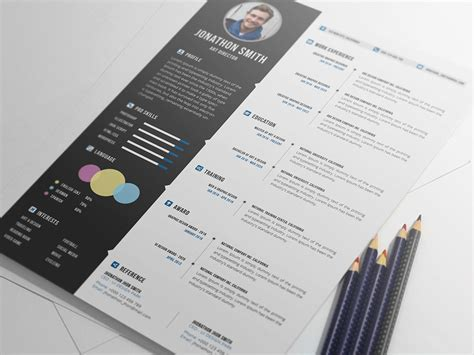 Pro Resume Template by Pro Resume Free Professional Resume Template With Cover